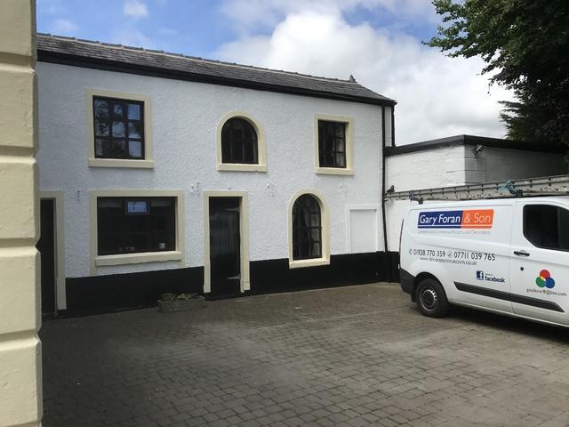 local exterior decorator in Frodsham
